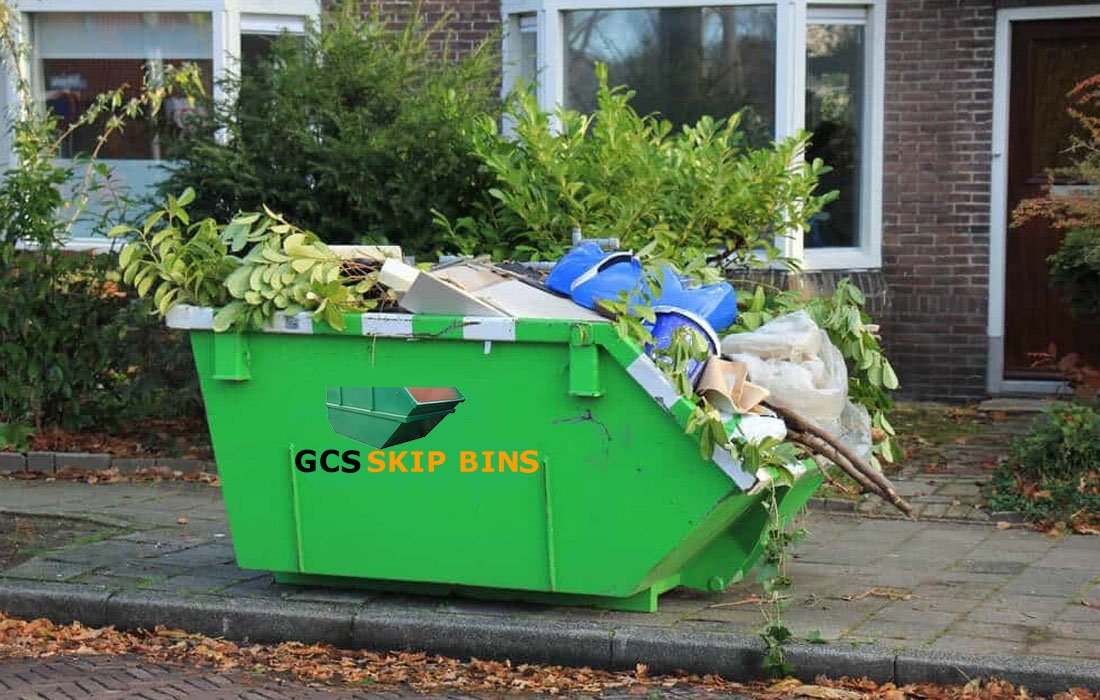 GREEN WASTE SKIPS