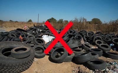 No Tyres